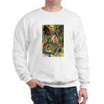 BEWARE THE JABBERWOCK Sweatshirt
