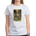 BEWARE THE JABBERWOCK Women's T-Shirt
