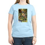 BEWARE THE JABBERWOCK Women's Light T-Shirt