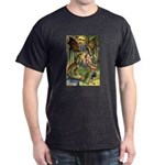 BEWARE THE JABBERWOCK Dark T-Shirt