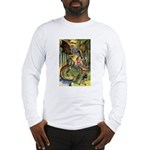 BEWARE THE JABBERWOCK Long Sleeve T-Shirt