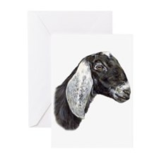 Cute Goat Greeting Cards (Pk of 20)