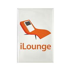 iLounge Logo Rectangle Magnet