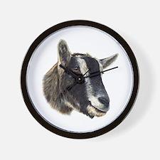 Cute Goats Wall Clock