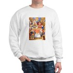 TRIAL OF THE KNAVE OF HEARTS Sweatshirt