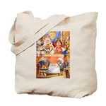 TRIAL OF THE KNAVE OF HEARTS Tote Bag
