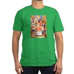 TRIAL OF THE KNAVE OF HEARTS Men's Fitted T-Shirt