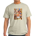 TRIAL OF THE KNAVE OF HEARTS Light T-Shirt