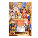 TRIAL OF THE KNAVE OF HEARTS Postcards (Package of