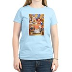 TRIAL OF THE KNAVE OF HEARTS Women's Light T-Shirt
