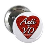 """""""Anti-VD"""" 2.25"""" Button (10 pack)"""