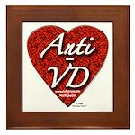 """""""Anti-VD"""" Framed Tile"""
