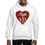 """""""Anti-VD"""" Hooded Sweatshirt"""