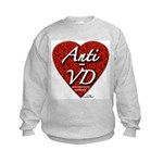 """Anti-VD"" Kids Sweatshirt"