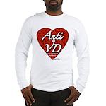 """""""Anti-VD"""" Long Sleeve T-Shirt"""