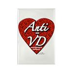 """Anti-VD"" Rectangle Magnet"