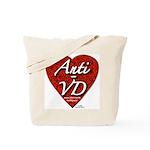"""""""Anti-VD"""" Tote Bag"""