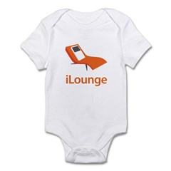 iLounge Logo Infant Bodysuit