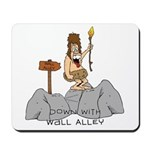 Wall street Mousepad