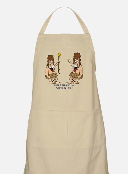 Smarter than we thought Apron