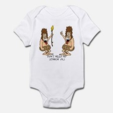 Smarter than we thought Infant Bodysuit