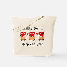 Healthy Hearts Tote Bag