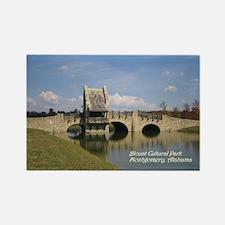 Blount Cultural Park Bridge Magnet