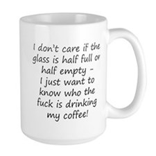 Cynical Coffee Addict's Mug