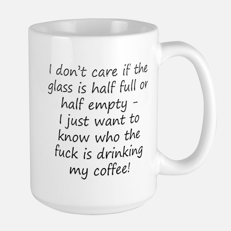 Cynical Coffee Addict's Mug