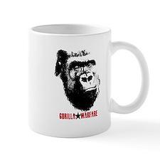 Gorilla Warfare Small Mug