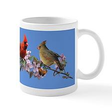 Cardinal pair Mug