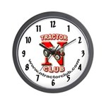 Black NTC Wall Clock