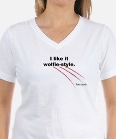 Cool Werewolf jacob Shirt