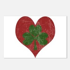 I 'Heart' Ireland Postcards (Package of 8)