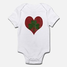 I 'Heart' Ireland Infant Bodysuit