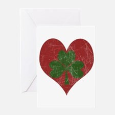 I 'Heart' Ireland Greeting Card