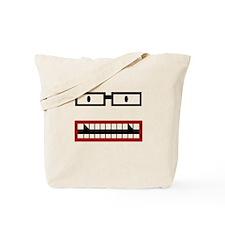 Unique Big smile Tote Bag