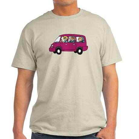 Carpool Light T-Shirt