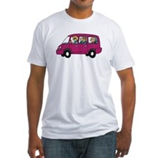 Carpool Fitted T-Shirt