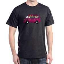 Carpool Dark T-Shirt