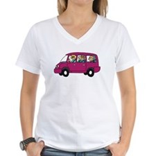 Carpool Women's V-Neck T-Shirt