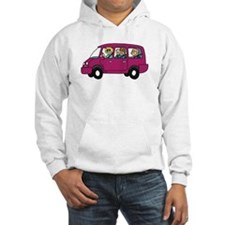 Carpool Hooded Sweatshirt