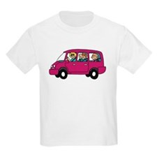 Carpool Kids Light T-Shirt