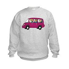 Carpool Kids Sweatshirt