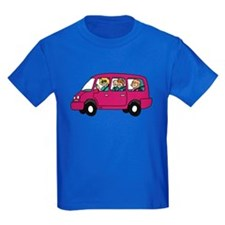 Carpool Kids Dark T-Shirt