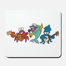 Fish Band Mousepad