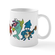 Fish Band Mug