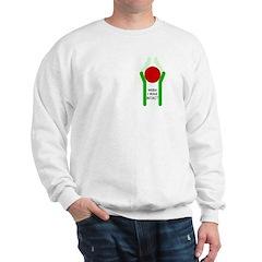 Wish I Was Intact pocket Sweatshirt