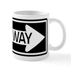 One Way Mug