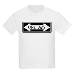 One Way Kids Light T-Shirt
